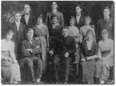Lithuanian Choir 1917